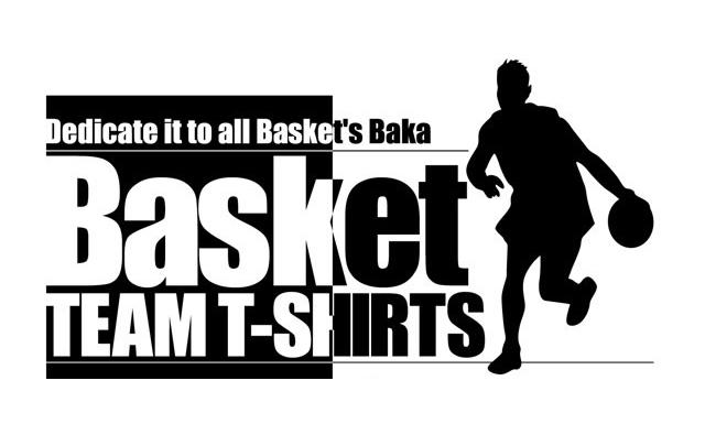 バスケットボール部 卒部 卒団記念Tシャツはこちら