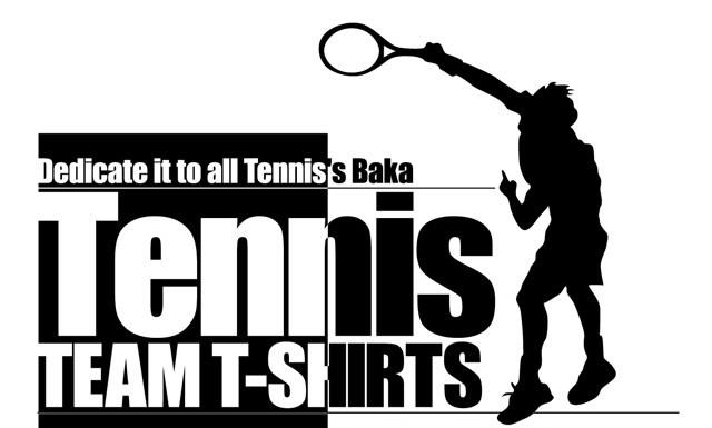 テニス部 卒部 卒団記念Tシャツはこちら