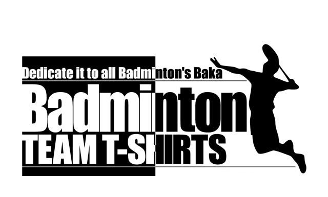 バドミントン部 卒部 卒団記念Tシャツはこちら