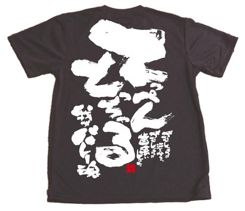 バレーボール文字入りtシャツ